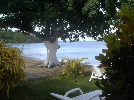 Miss Mary Hotel - Decameron : Vista desde la Habitación.
