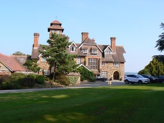 Highbullen Hotel: Manor house