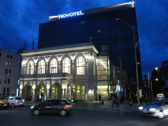 Novotel Bucarest City Centre: Novotel Bucarest City Center