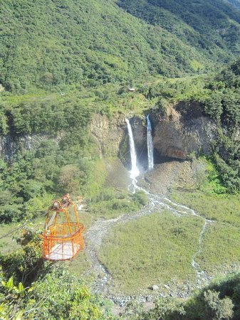 Tungurahua: paisaje