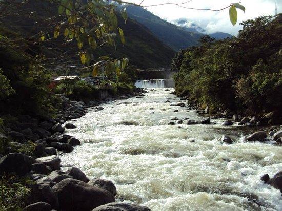 Tungurahua: ríos