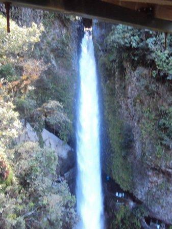 Tungurahua: cascadas