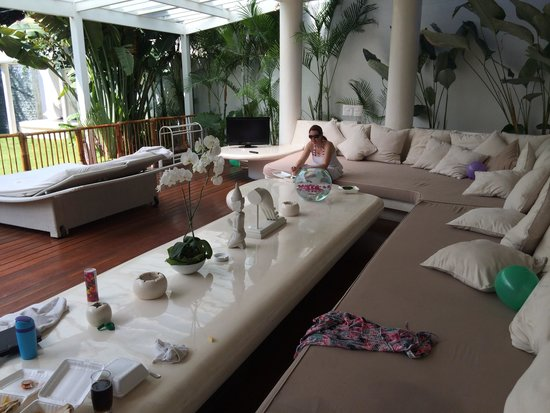 Eden - The Residence at the Sea : Room to move & relax