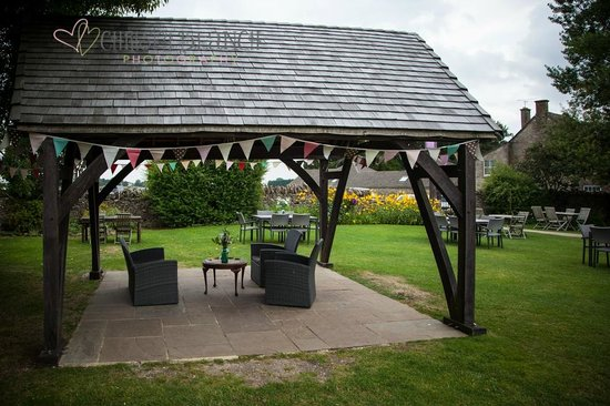 The Old Lodge & Bunting