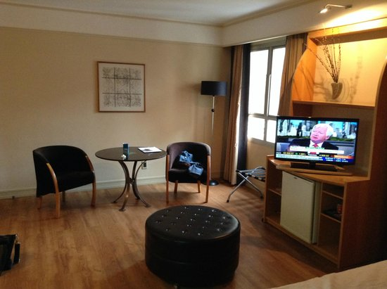 Pergamon Hotel Frei Caneca Managed by AccorHotels: Rm 1006