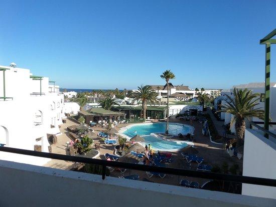 Hotel Club Siroco: 312 view!
