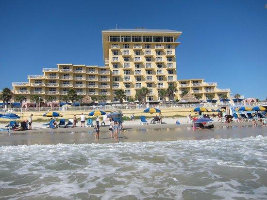 The Shores Resort And Spa Daytona Beach Florida