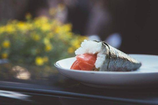 Hotel San Pancrazio: Temaki Sushi Restaurant