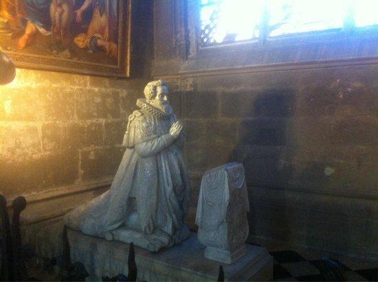 Cathedrale St-Etienne: Henri IV