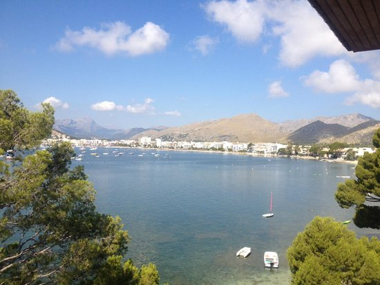Hotel Illa d'Or: Our view