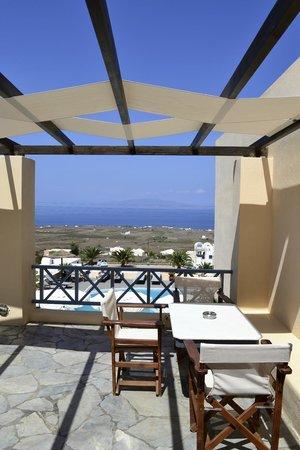 Anemoessa Villa : Balcony View