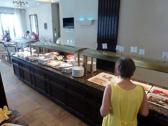 "Mayor Mon Repos Palace 'Art Hotel"": Buffet Meal"