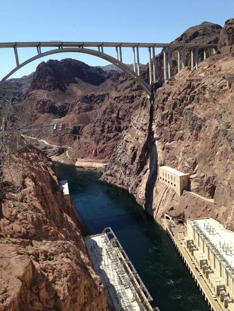 Hoover Dam Powerplant Tour Review