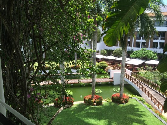 Lanka Princess: Hotelanlage