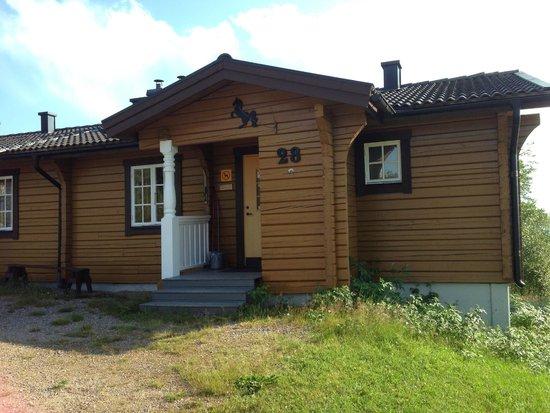 Langberget Sporthotel: Prachtig huis