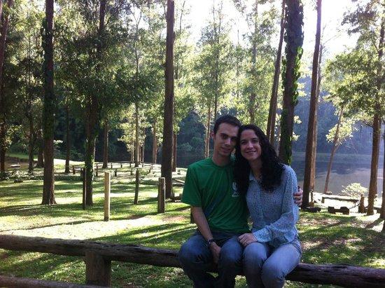 Fazenda Montanhas do Japi : Área próxima à sede