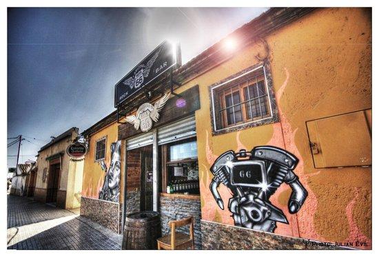 ARIZONA RUTA 66 Rock Bar