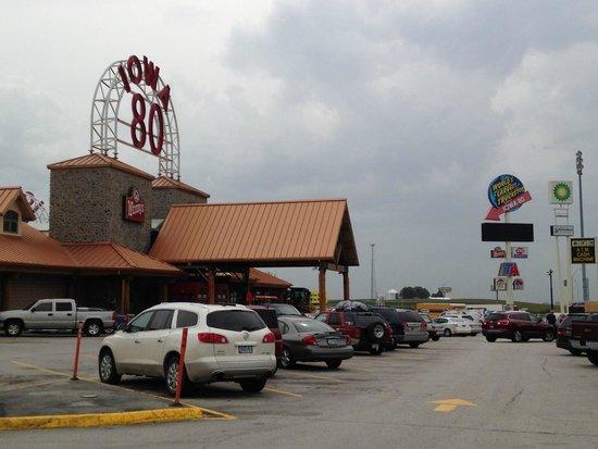Iowa 80, World's Largest Truck Stop: Main entrance
