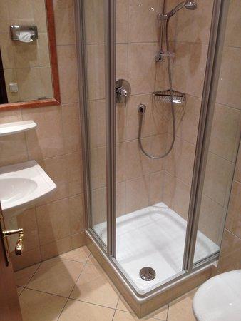 Hanseat Hotel: Neuwertiges Bad