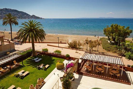 Hotel Terraza : Vistas