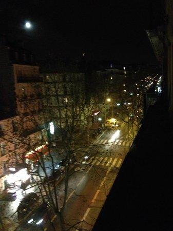Hotel Mirific Opera : Vista nocturna