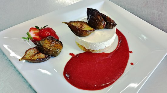 Carre rouge gourmand