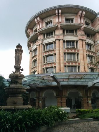 ITC Maratha, Mumbai: Outside of the ITC