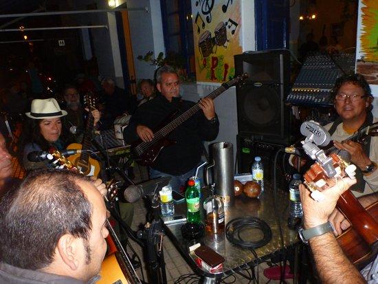 Valle Gran Rey: LOS DE MARIA playing - buy the cd
