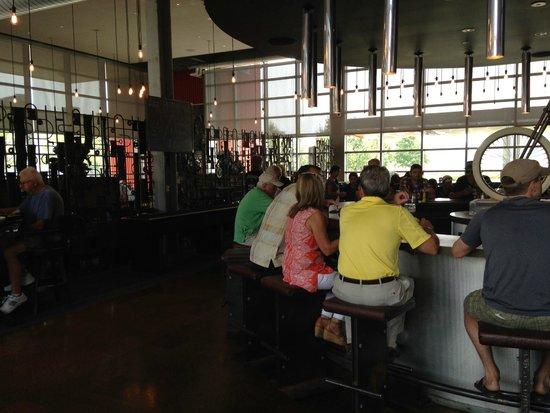Bar dinning picture of motor bar restaurant for Motor bar and restaurant