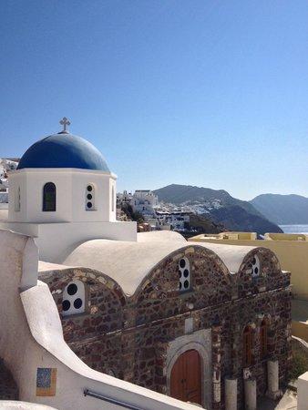 OceanWave Tours: Santorini