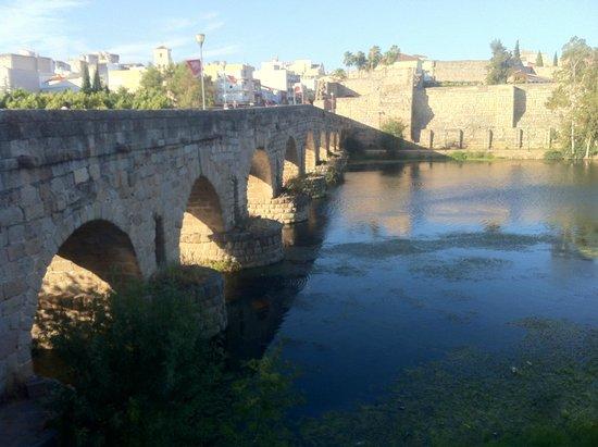 Roman Bridge: le pont romain