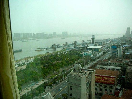 Marco Polo Wuhan: The Yangtze view was amazing!