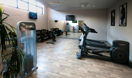Centurion Lake Hotel: Gym