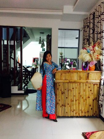 SacLo Homestay and Hostel: Lyna
