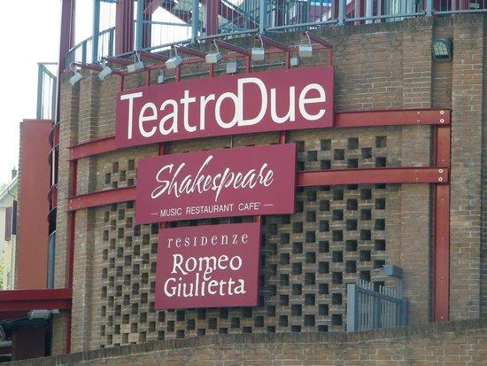 Residenze Romeo e Giulietta: Esterno dell'hotel