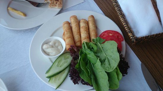 Adamar Hotel: Restaurant in the hotell is fantastic. Delicious food!