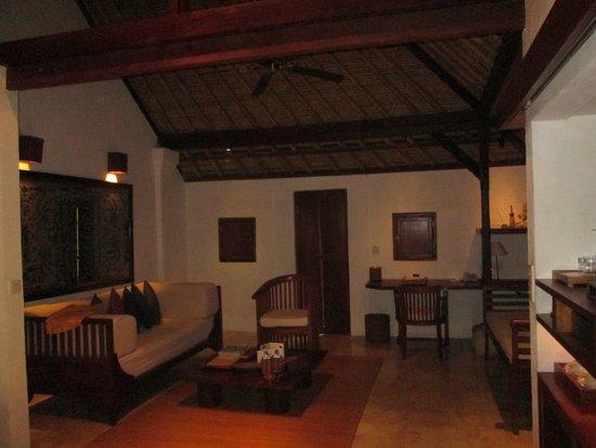 Belmond Jimbaran Puri: notre chambre