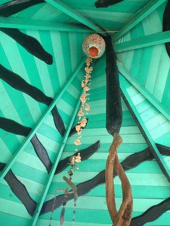 Nightland Cabins at JadeSeahorse: Chandelier