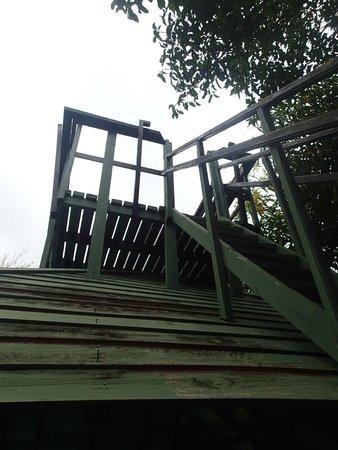 Nightland Cabins at JadeSeahorse: The Eagles Nest/ Top Balcony