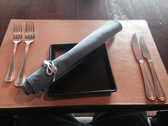 Barracuda Restaurant: Atmosphre