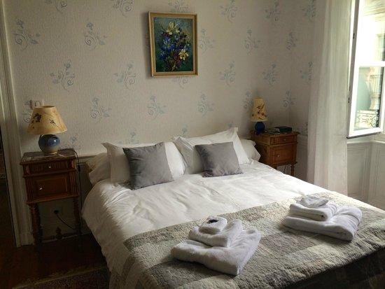 Loire-Sejours : Doppelbett