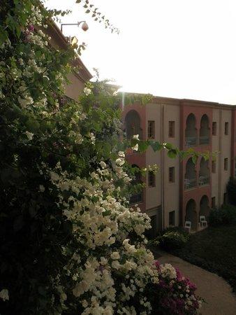 Club Palmeraie Marrakesh: Vue de la chambre