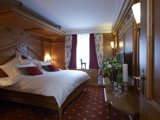 Platzl Hotel: Bayerische Suite Schlafzimmer / Bedroom