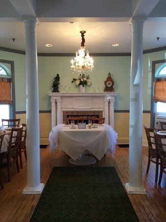 The Grenville Restaurant: Restaurant