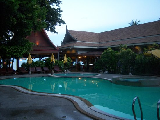 Bill Resort: Piscina