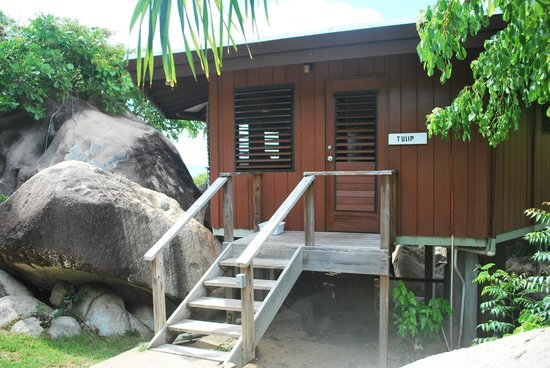 Guavaberry Spring Bay Vacation Homes : esterno cottage