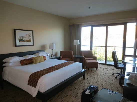 BEST WESTERN PLUS Hood River Inn: Room