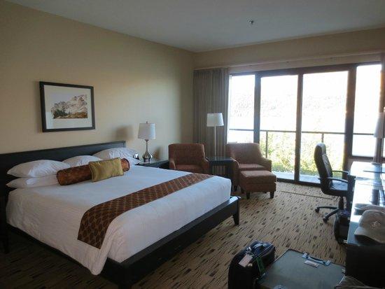 Best Western Plus Hood River Inn: Room
