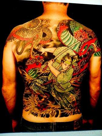 Honolulu Museum of Art: Tipos de tattoo
