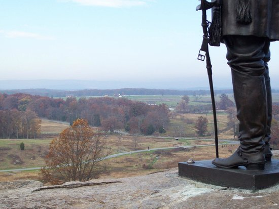 Gettysburg Battlefield Bus Tours: Sacred Grounds